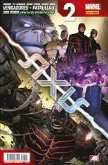 Vengadores Patrulla Axis