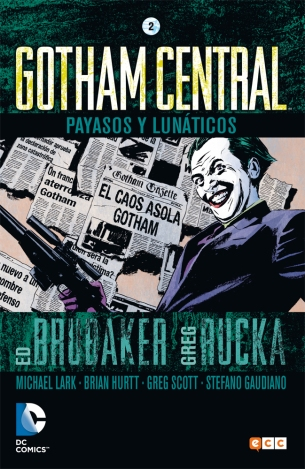 Gotham central 2