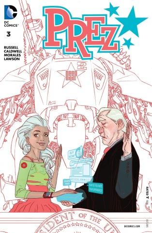 Prez #3 (2015) - Page 1