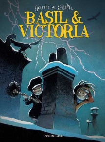 Basil & Victoria es Cover.indd