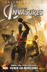 Nuevos invasores