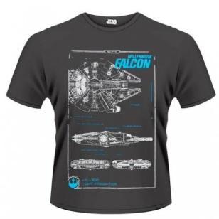 camiseta-star-wars-ep-7-halcon-milenario
