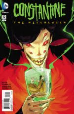 Constantine the hellblazer 12