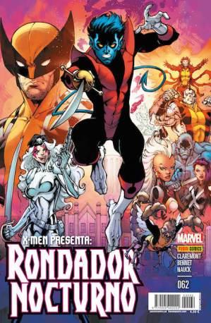 X-Men presenta