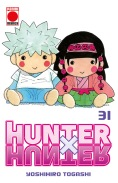 Cover Hunter X Hunter 31