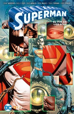 cubierta_superman_morrison_el_fin_de_los_dias